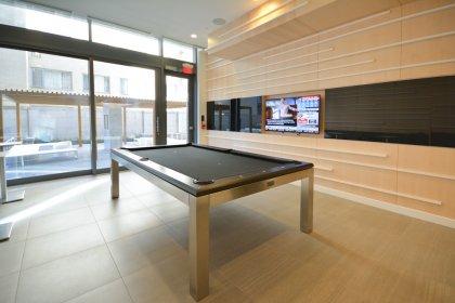 Ground Floor Billiard Area.