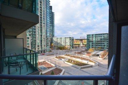 Inner Court Yard Views.
