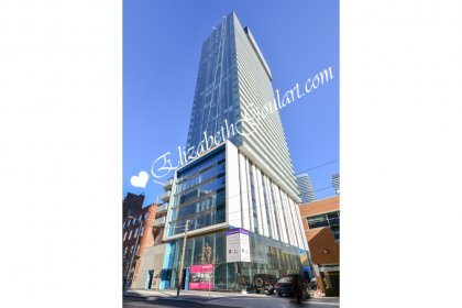 Welcome To The King Charlotte Condos At 11 Charlotte Street.