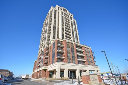 Welcome To The Upper Village Condominiums At 9500 Markham Road.