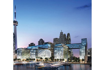 Welcome To The Pier 27 Condominiums at 39 Queens Quay East.