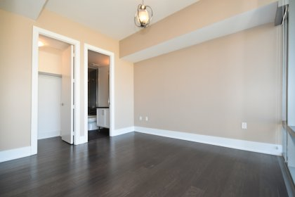 A Spacious Sized Master Bedroom With A 4-Piece Ensuite & Walk-In Closet.