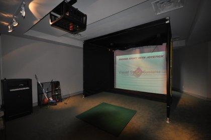 Golf, Basketball, Soccer, Hockey, Football & Baseball. Located on the 2nd floor.