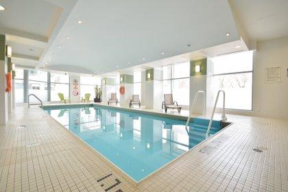 Ground Floor - Indoor Pool / Jacuzzi Area.