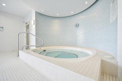 Ground Floor - Indoor Jacuzzi / Pool Area.