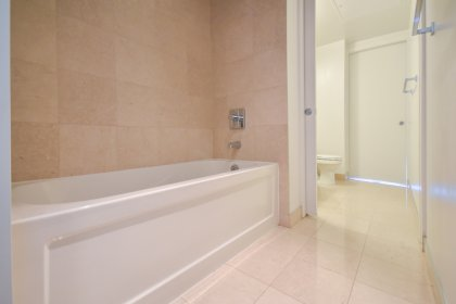Master Ensuite With A 4-Piece & A Private Pocket Door That Can Be Utilized As A Separate Soaker Tub / Shower Area.