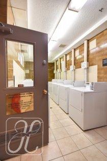 6th Floor - Laundry Facilities.