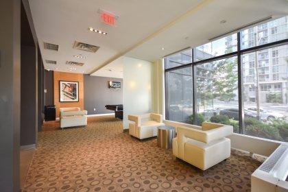 Lower Level - Lounge Area.