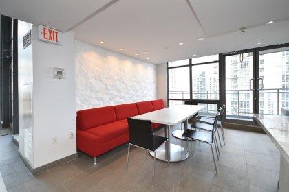 27th Floor Sky Lounge Amenities.