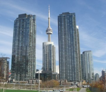 Welcome To The WestOne Condominiums at 11 Brunel Court.