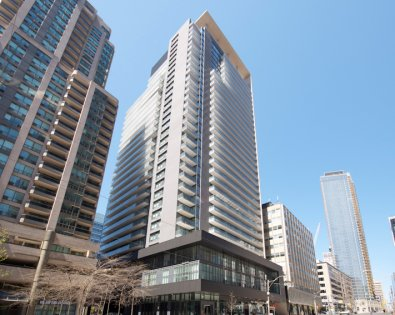 Welcome To The Lumiere Condominiums At 770 Bay Street.