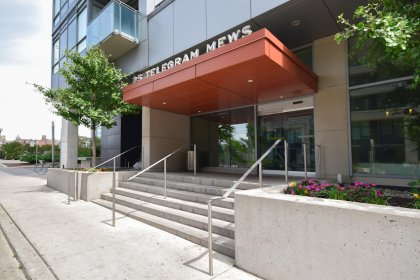 Welcome To The Montage Condominiums At 25 Telegram Mews