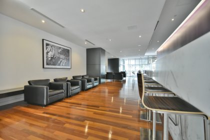 Grand Lobby Area With Seating & Lounge Areas.