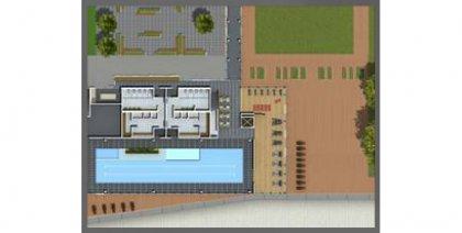 2nd Floor Amenities - Floor Plan.