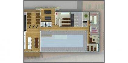 3rd Floor Amenities - Floor Plan.