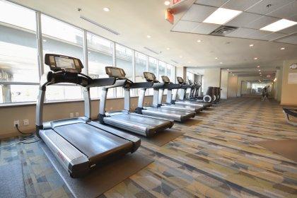 Fitness Area.