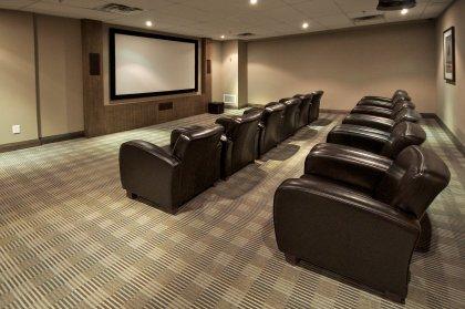Theatre Room.