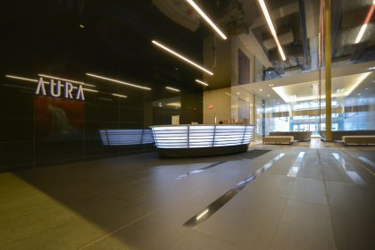 Grand Lobby Area With 24-Hour Concierge.