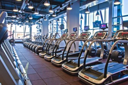 Exclusive Access To Aura Fitness Club.