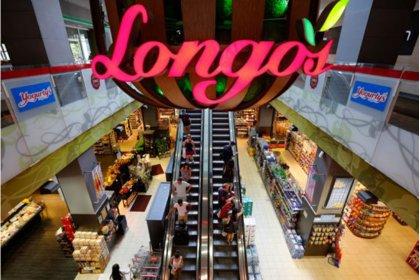Longo's Grocery Store.