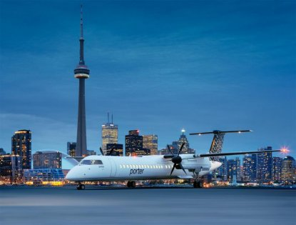 Located Minutes Drive Away Is Toronto's Billy Bishop City Airport.