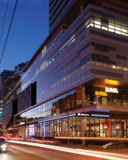 Steps To The Toronto International Film Festival Headquarters (TIFF) & Screening Theatres On King Street West.