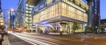 Welcome To The Ritz Carlton In Toronto Located At 183 Wellington Street West.