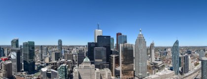 Located Minutes Walk Away From The Ritz-Carlton Is Toronto's Financial District.