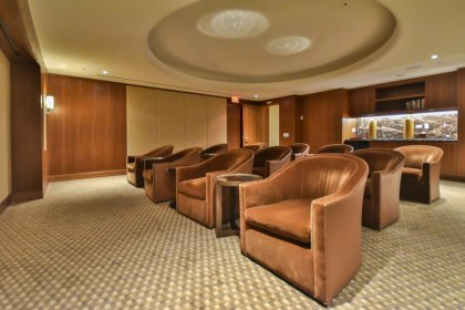 The Exclusive Residents-Only 21st Floor Screening Room.