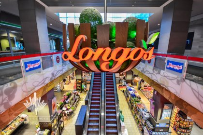 Longo's Grocery Store - Ground Floor Access.