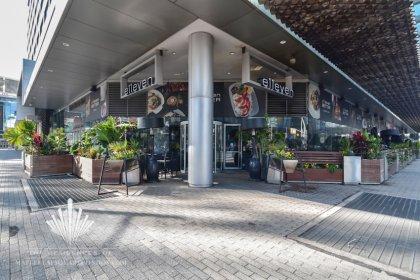 E11even Fine Dining Restaurant - Ground Floor Access.