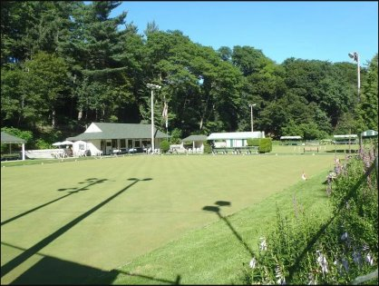 Lawrence Park Bowling & Croquet Club.