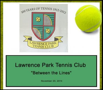 Lawrence Park Tennis Club.