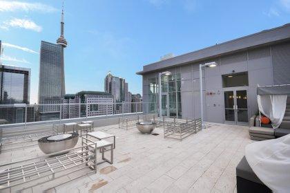 16th Floor- Roof Top Amenities.