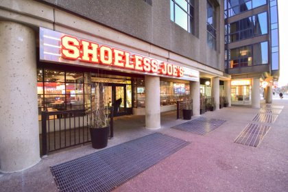Enjoy Direct Internal Access Into The Radisson Hotel - Shoeless Joe's Sports Bar & Grill.