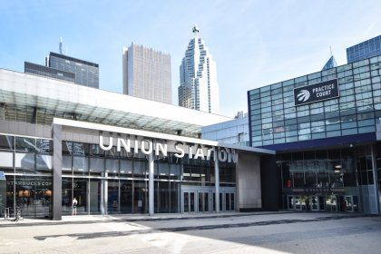 Minutes Walk To Union Station & The New UP Express Train To Toronto's Pearson International Airport In 25 minutes.