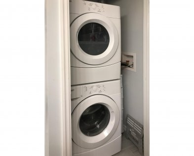 Convenient Top Floor Laundry Area.