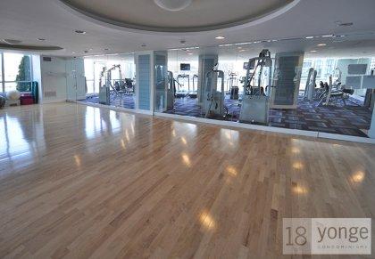 Yoga / Stretch Studio.
