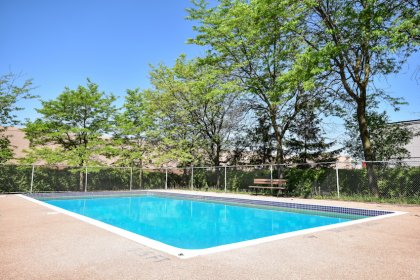 An Exclusive Use Outdoor Complex Community Pool With A Park & Ample Visitors Parking.
