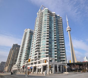 Welcome To The Riviera On Queens Quay at 230 Queens Quay West.