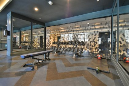 Bisha Fitness Centre - Located On The 2nd Floor Hotel Amenities.