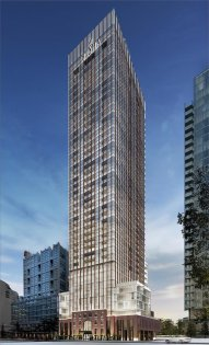 Welcome To The Residences Of The Bisha Condominiums At 88 Blue Jays Way.