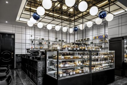 Located On The Ground Floor - Enjoy Exclusive & Direct Access To French Made Cafe.