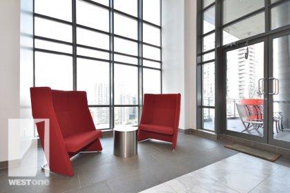 27th Floor Sky-Lounge Amenities - 11 Brunel Court.