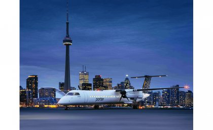 Minutes Away From Billy Bishop Airport.