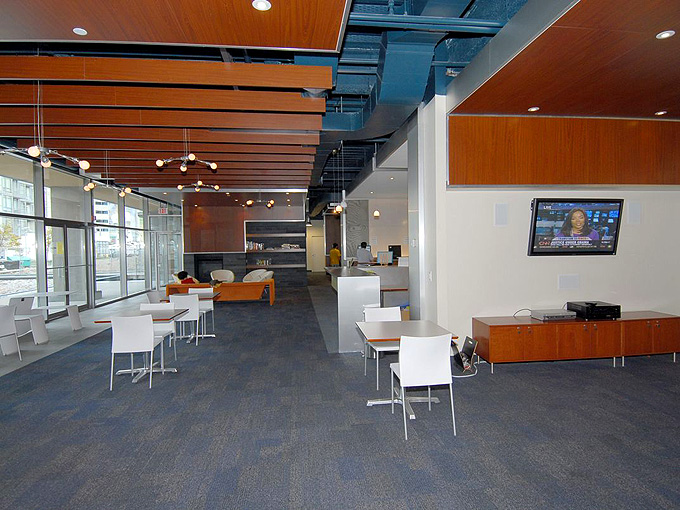 virtual tour of 10 navy wharf court toronto ontario m5v