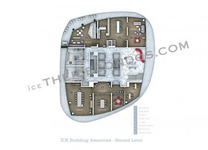 2nd Floor - Amenities.