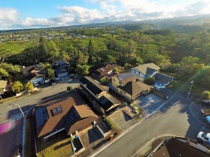 View of surrounding neighbors.
