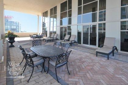 11th Floor - Roof Top Amenities.