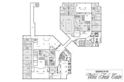 2nd Floor - Amenities Floor Plan.